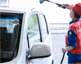 洗車/ボディコーティング